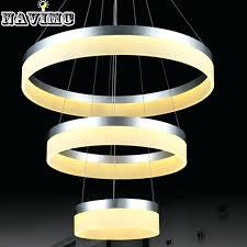 new modern led ring pendant light arcylic circle led pendant lamp outdoor pendant lights outdoor pendant