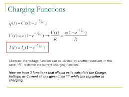 14 charging functions