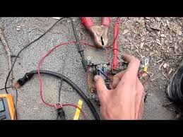 help warn winch intermittent automotive dslreports forums rewiring and troubleshooting a warn m8000 winch part 2 Â