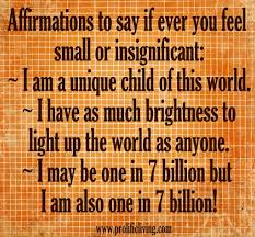 Being Yourself Quotes 11 Wonderful The Only 24 Positive Affirmations You Will Ever Need