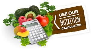 pdf menu nutrition calculator