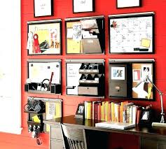 wall mounted office organizer system. Wall Mounted Organizer System Office Organization L