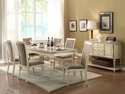 off white kitchen table sets distressed dining table white dining room sets formal antique white round