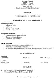 General Resume Template Combination Resume The Resume Template Site