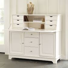 Reddick Secretary Desk with Hutch