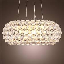 Vi Xixi Moderne Pendelleuchte Esstisch Kristall Design