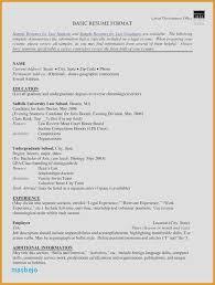 Volunteer Work On Resume Example Resume With Volunteer Experience