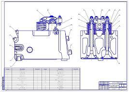 Технология восстановления головки блока цилиндра Камаз  Технология восстановления головки блока цилиндра Камаз 740
