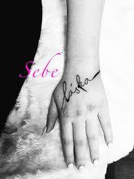 Nika Chic Tetování Jako Terapie