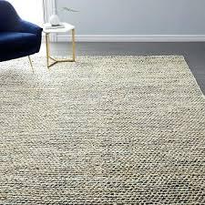 natural rug natural grey