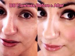 younique bb flawless makeup review demo lori willis