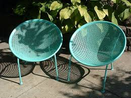 Vintage mid century modern patio furniture Ideas Two Vintage Mid Century Modern Design Turquoise Colored Pod Chairs Mid Century Modern Pinterest Midcentury Modern Mid Century And Modern House Of Guvera Two Vintage Mid Century Modern Design Turquoise Colored Pod Chairs