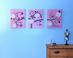 Kids Wall Art Ideas Canvas Paintings For Kids Rooms