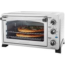 BLACK+DECKER Convection Toaster Oven, Toaster, TO1675B - Walmart.com
