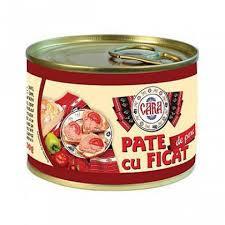 PATE CARA PATE PORC 200GR 12390 La Cliseru Market