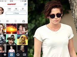 Kristen Stewart claims she hates social ...