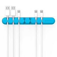 <b>Orico</b> Self-<b>adhesive</b> cable holder - Organize up to 7 cables of 5mm ...