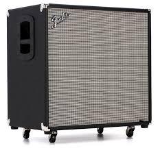 fender bman 410 neo 4x10 500 watt cabinet image 1