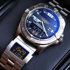17 best ideas about breitling mens watches breitling aerospace avantage utc co pilot men s watch alarm gmt titanium