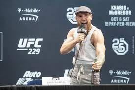 Conor McGregor fires back at Khabib ...