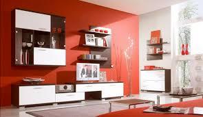 Orange Living Rooms Orange Interior Design