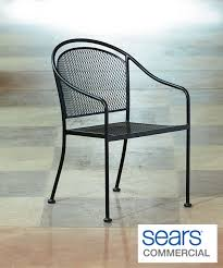 commercial outdoor dining furniture. Woodard Commercial Grade Stack Barrel Back Mesh Patio Dining Chairs 4/pk Outdoor Furniture .
