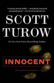 Presumed Innocent Book Scott Turow Action Adventure Books 9
