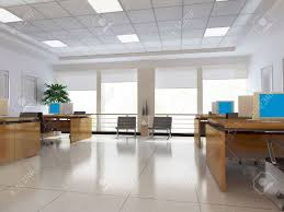 office room pictures. Top An Office Room With Nobody D Render Stock Photo Clean Lighting On Pictures