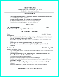 Assistant Chef Resumes Chef Assistant Resume And Sous Chef Resume Cover Letter