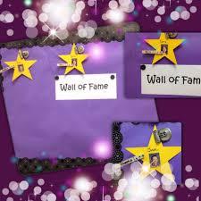 Behavior Wall Of Fame Use The Behavior Wall Chart To Reward