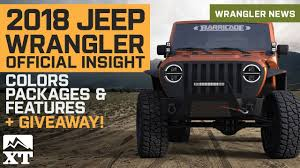 2018 jeep engines. beautiful jeep new 2018 jeep wrangler jl details leaked  colors engine interior  packages  mishimoto giveaway throughout jeep engines