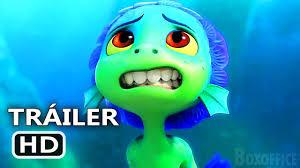 LUCA Tráiler 2 Español Latino DOBLADO (Disney Pixar, 2021) NUEVO - YouTube