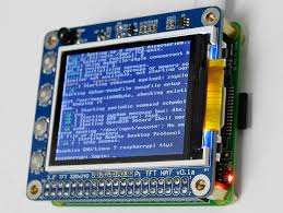 <b>High PPI 2.2 inch</b> TFT Display shield for Raspberry pi 2B/B+ With 6 ...