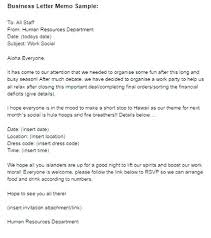Business Memo Format Example Memo Template Wsopfreechips Co