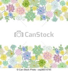 Small Picture Garden border Clipart and Stock Illustrations 24853 Garden