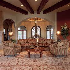 spanish colonial furniture spaces traditional with old