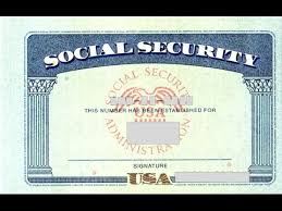 Youtube - Social Security Card A Fake Make Examinate info Number