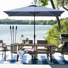 target threshold outdoor dining set. mantega 6pc rectangle metal patio dining set - black/brown project 62™ target threshold outdoor