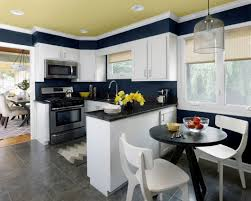 schemes for kitchens with white cabinets m color