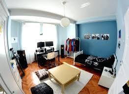 bedroom designs for teenagers boys. Teenagers Bedroom Designs For Boys White Blue Laminated Wall Shelves Storage Cabinet Under C