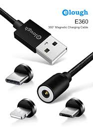 PSS E-COM KTP00984 <b>Magnetic Data Cable</b> with 3: Amazon.in ...