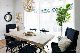 navy blue dining rooms. X Based Dining Table With Navy Blue Chairs Rooms