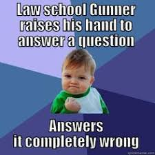 Law School Funny on Pinterest | Law School Humor, Lawyer Humor and ... via Relatably.com