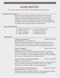 Job Resume Objective Examples Top 22 Qualifications For A Resume