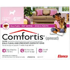 comfortis for dogs. Brilliant Comfortis Product Reviews For Comfortis 140mg Cats 416 Lbs U0026 Dogs 510 Lbs 6  Pack Pink For
