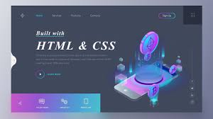 Css Design How To Make A Website Using Html And Css Website Design In Html And Css