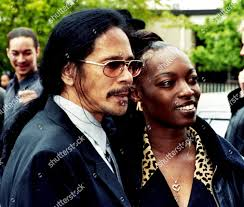 Leon Hendrix Tamika Carpenter Funeral His Father Foto editorial ...