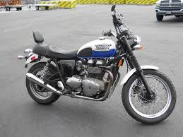 triumph motorcycles for sale in maryland