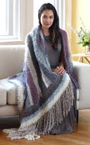 Homespun Thick And Quick Crochet Patterns