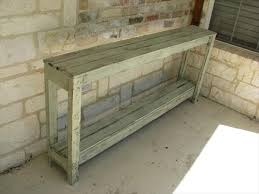 Diy Rustic Pallet Sofa Tabl On My Top Diy Projects That Have Had The